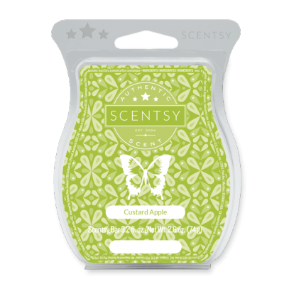 Custard Apple Scentsy Bar