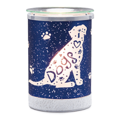 Heart Dogs Scentsy Warmer