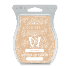 Sheer Woods Scentsy Bar