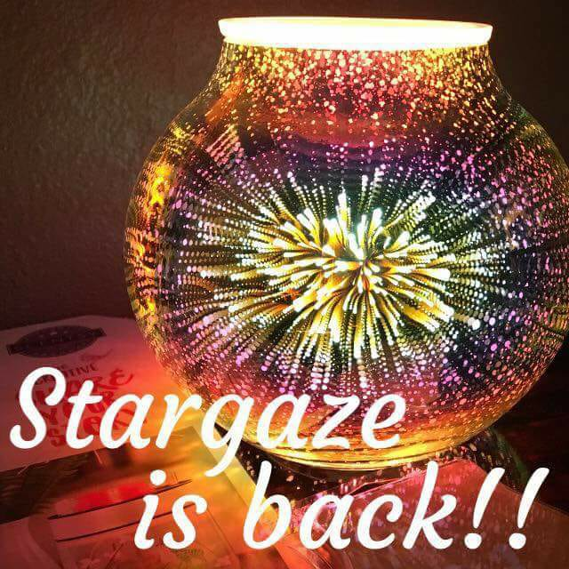 stargaze candle warmer
