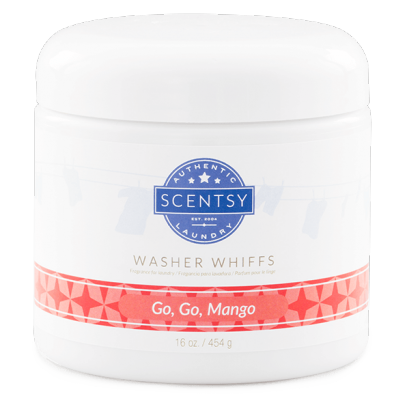 go go mango scentsy washer whiffs