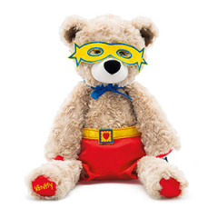 Sebastian the Superbuddy Scentsy Buddy