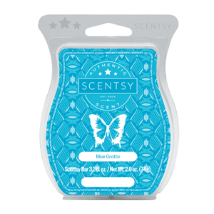 Blue Grotto Scentsy Bar
