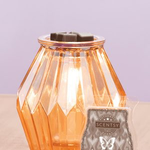 Champagne Scentsy Warmer