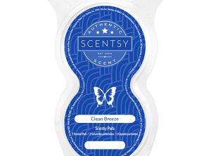 CLEAN BREEZE SCENTSY POD 2 Pack