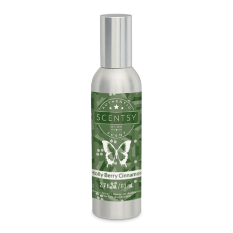 HOLLY BERRY CINNAMON ROOM SPRAY