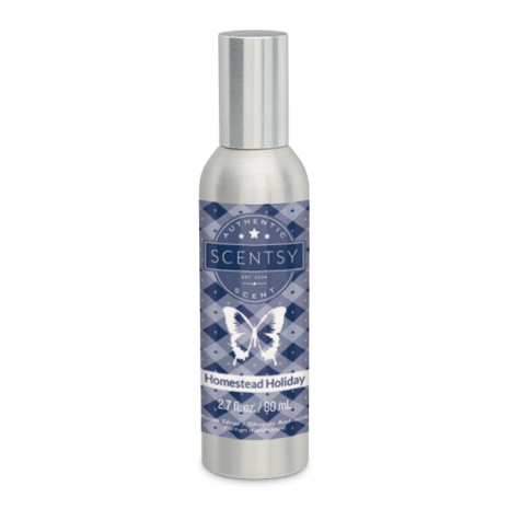 HOMESTEAD HOLIDAY ROOM SPRAY