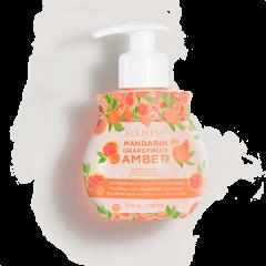 MANDARIN GRAPEFRUIT AMBER HAND SOAP