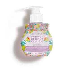 PINEAPPLE COCONUT VANILLA HAND SOAP