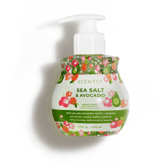 SEA SALT AVOCADO HAND SOAP