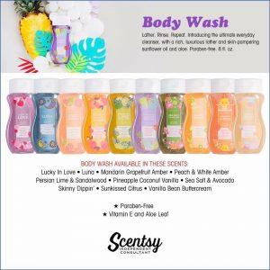 Scentsy Body
