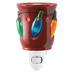 HOLIDAY LIGHTS MINI WARMER