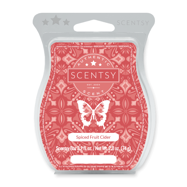 SPICED FRUIT CIDER SCENTSY BAR