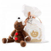 STAN GINGERBREAD MAN BUDDY CLIP