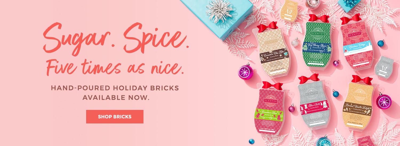 Scentsy Holiday Bricks
