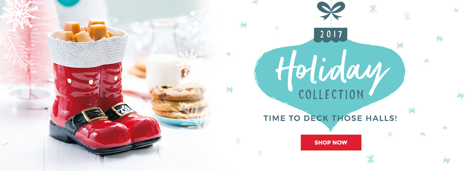 Scentsy Holiday Collection Banner