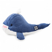 Blue Whale Scentsy Buddy