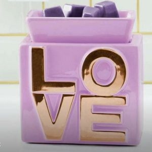 Love Once in a lifetime Scentsy Warmer