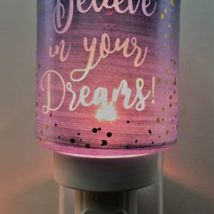 Believe In Your Dreams Scentsy Warmer