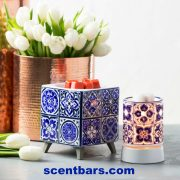 New Indigo Tile Scentsy Warmer