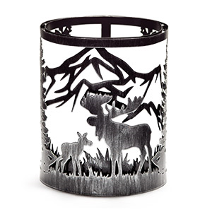 SCENTSY MOOSE VALLEY WARMER WRAP