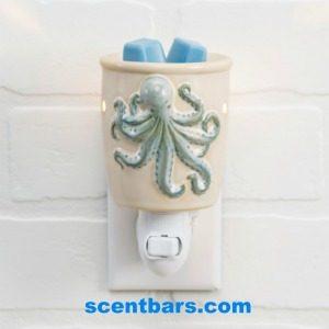 Octopus Scentsy Warmer