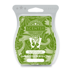Sea Salt Avocado Scentsy