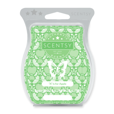 Apple Scentsy Bar