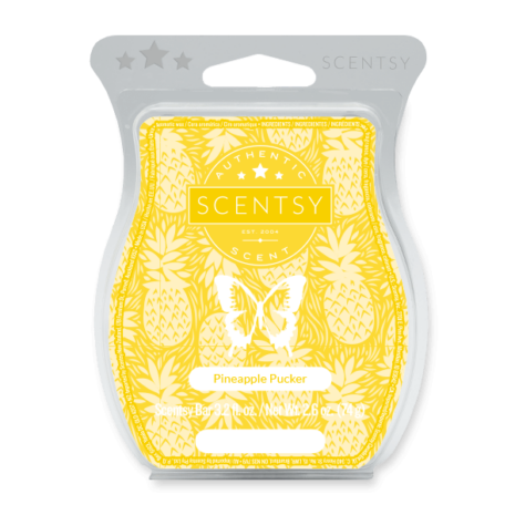 PINEAPPLE PUCKER SCENTSY
