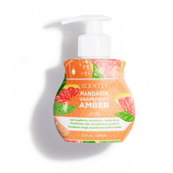MANDARIN GRAPEFRUIT AMBER LOTION