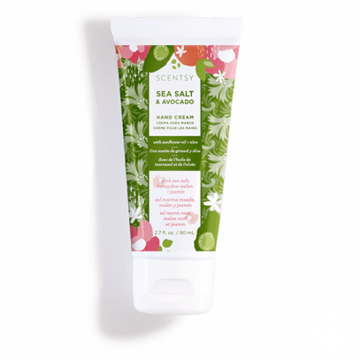 SEA SALT AVOCADO HAND CREAM