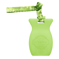 SEA SALT AVOCADO SCENTSY CAR BAR