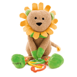 LUKA THE LION SCENTSY SIDEKICK