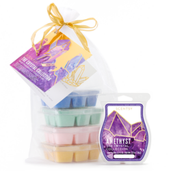 THE CRYSTAL SCENTSY COLLECTION