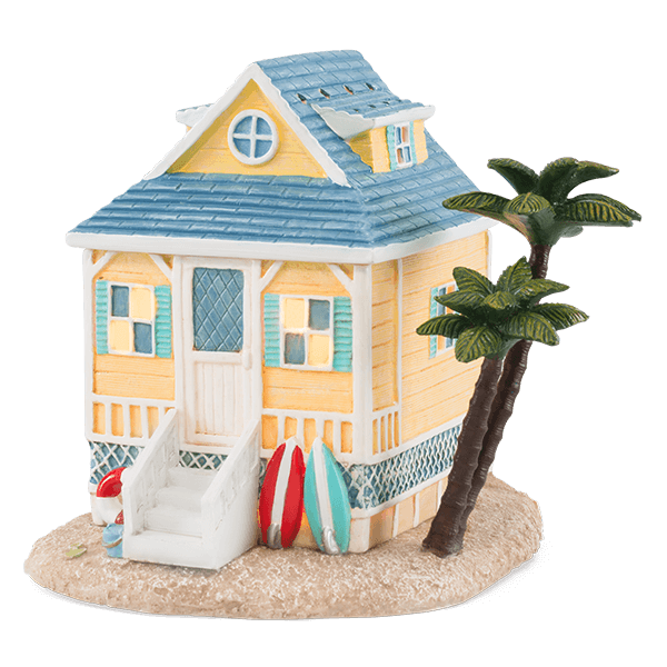 BEACH BUNGALOW SCENTSY WARMER