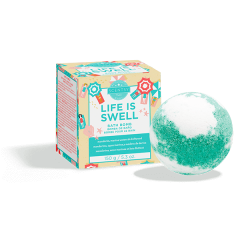 LIFE IS SWELL SCENTSY BATH BOMB