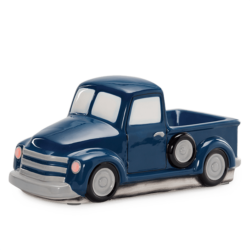 RETRO BLUE TRUCK SCENTSY WARMER