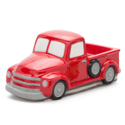 RETRO RED TRUCK SCENTSY WARMER
