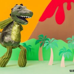 TEX THE T-REX Dinosaur SCENTSY BUDDY