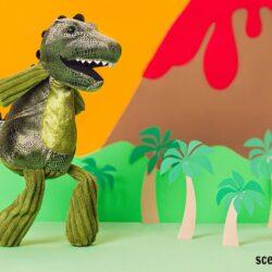 TEX THE T-REX Dinosaur SCENTSY BUDDY