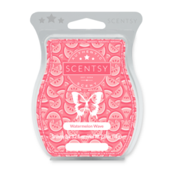 WATERMELON WAVE SCENTSY BAR