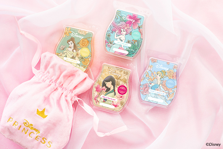 Introducing the Disney Princess Wax Collection Host Exclusive promotion!
