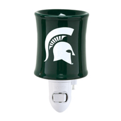 MICHIGAN STATE SCENTSY MINI WARMER