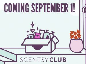 Scentsy Club - Join FREE
