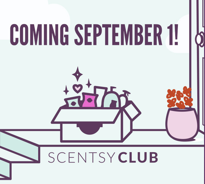 Scentsy Club – Join FREE