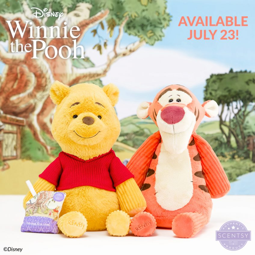 The Disney Collection – New From Scentsy. SHOP NOW!