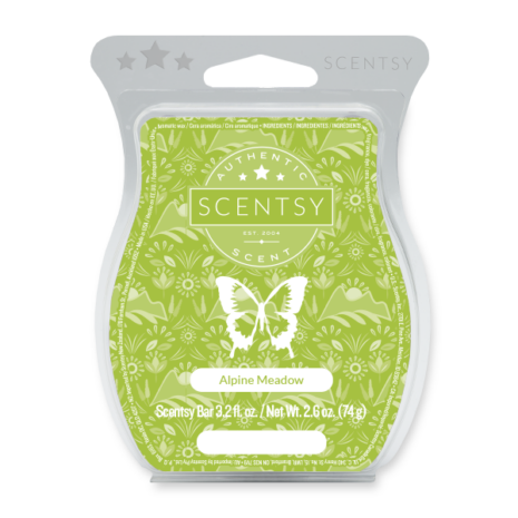 ALPINE MEADOW SCENTSY BAR