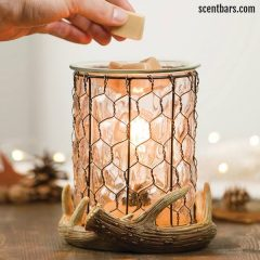 Antler Lodge Scentsy Candle Warmer