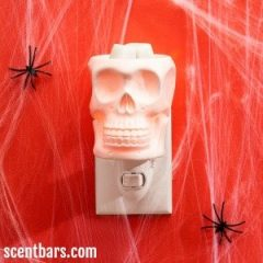 Dearly Departed Scentsy Skull Warmer