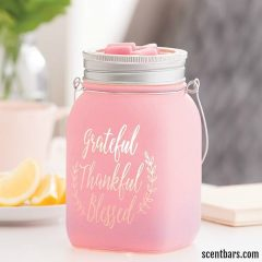 Scentsy Grateful Thankful Blessed Warmer